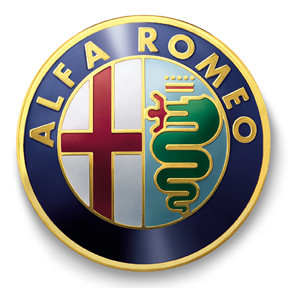 alpha romeo badge