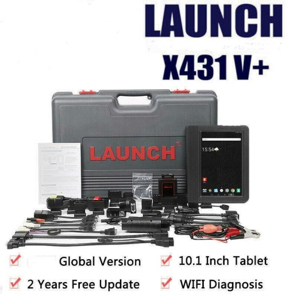 Launch X431 V+ Pro Full